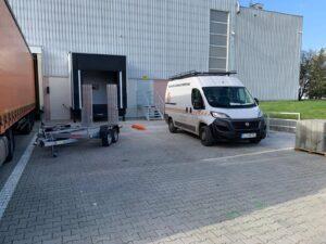 obrazek do wpisu Dok załadunkowy dla firmy Viessmann w Legnicy