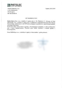 obrazek do wpisu List referencyjny z Patelec-Elpena – Przebudowa instalacji c.o.