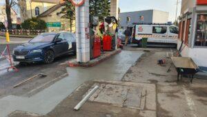 obrazek do wpisu Serwisy techniczne dla stacji paliw – wymiana i rozbudowa instalacji na stacji paliw w Chocianowie