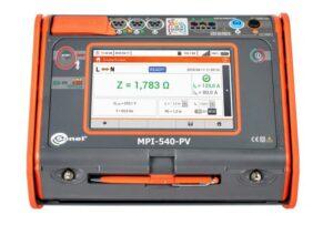 obrazek do wpisu Pomiary elektryczne z miernikiem Sonel MPI-540