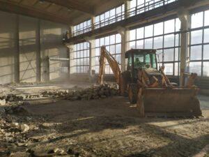 obrazek do wpisu Modernizacja i przystosowanie hali produkcyjnej – Patelec Elpena – Legnica