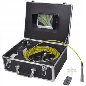 obrazek do wpisu Nowa kamera inspekcyjna
