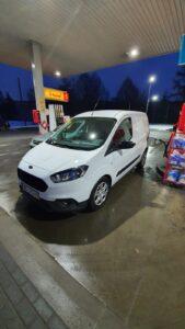 obrazek do wpisu Nowe auto w TZO24 – Ford TRANSIT CONNECT Van
