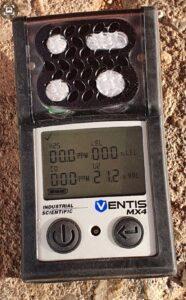 obrazek do wpisu Przegląd Gazowy? Oto nasz detektor Ventis MX4